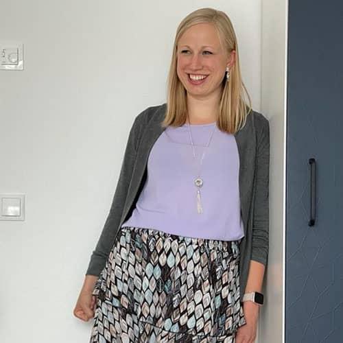GfK-Onlinekursteilnehmerin Angela Ebmayer