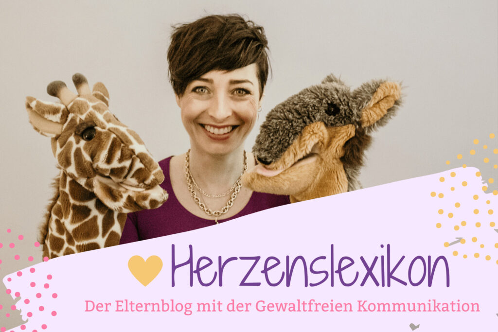Die Giraffensprache Titelbild
