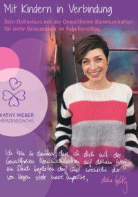 GfK-Onlinekurs Kathy Weber Herzenssache Banner
